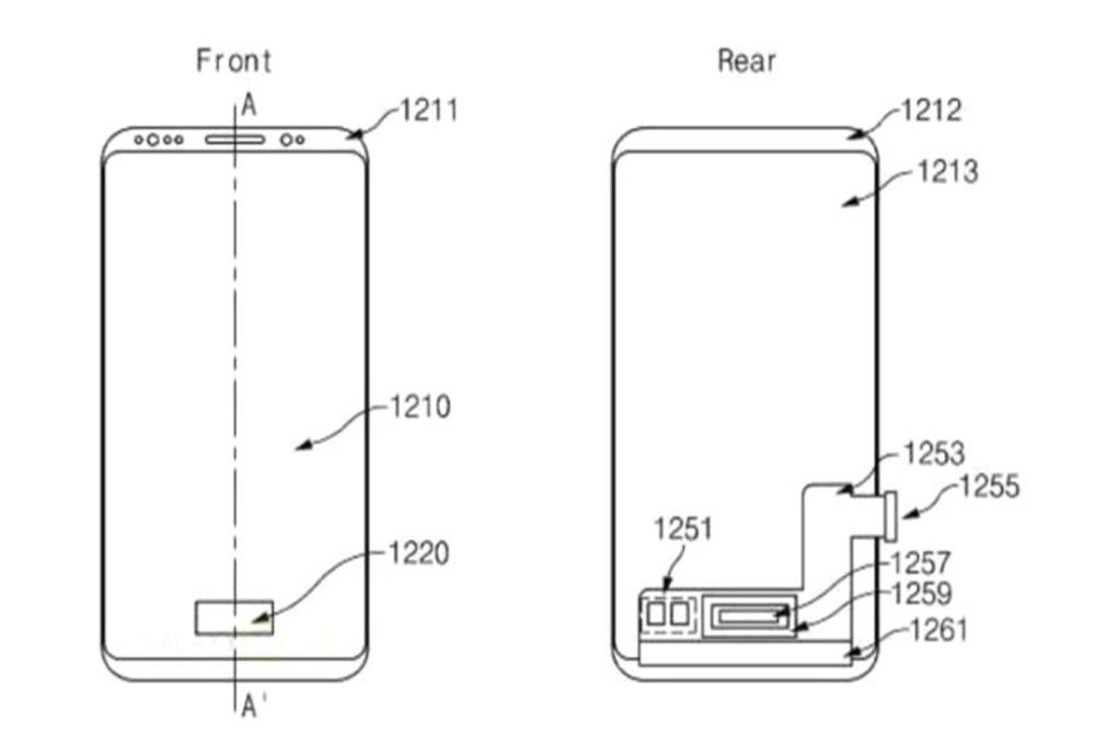 Samsung'dan Şaşırtıcı Patent
