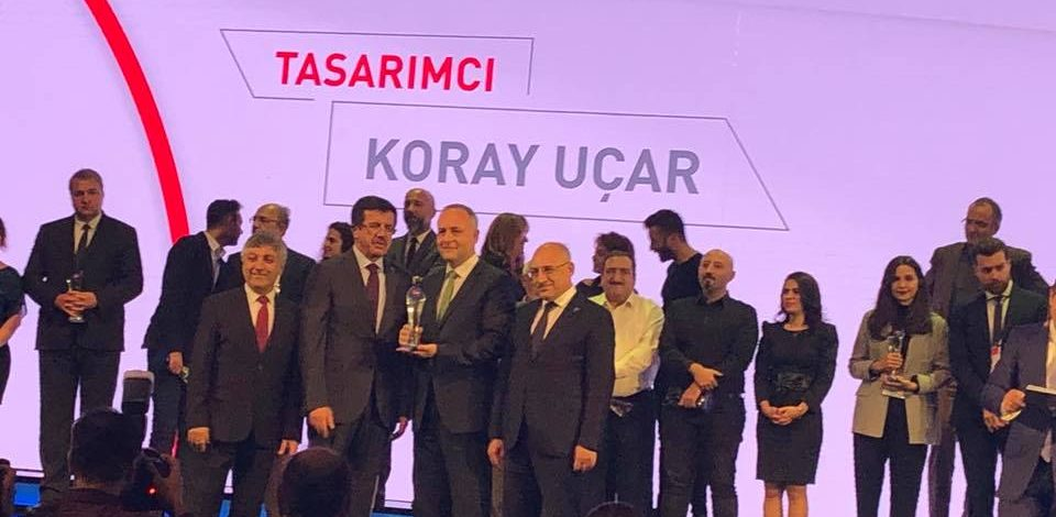 Design Turkey 2017 Endüstriyel Tasarım Ödülleri sahiplerini buldu