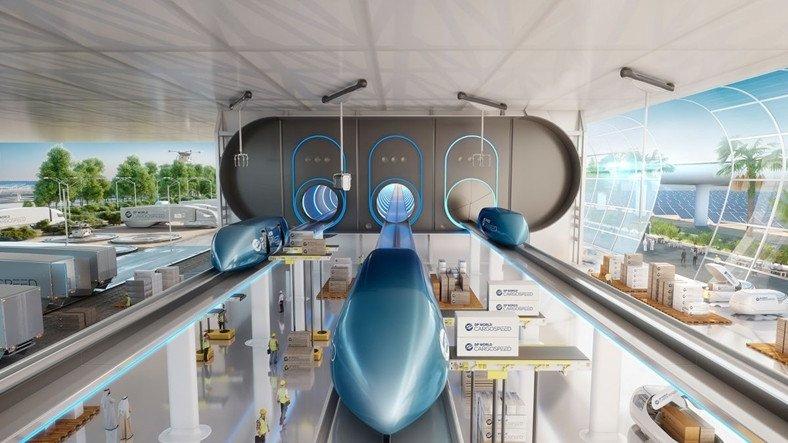 Virgin Hyperloop, 1000 km/s Hızlara Çıkmanın Beyne Etkisini Araştıracak