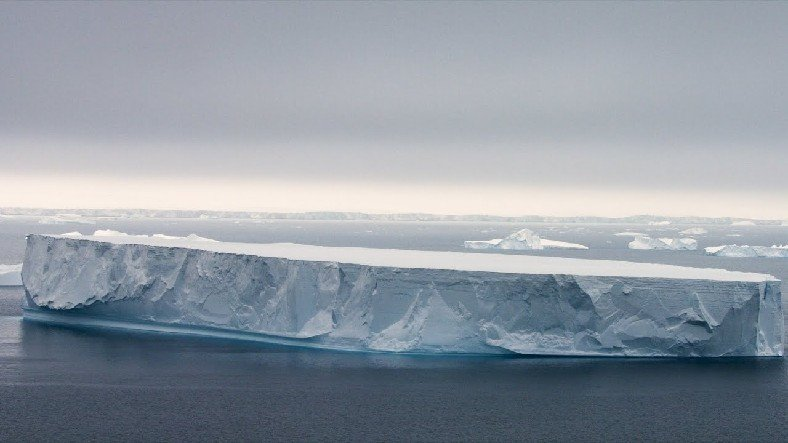 Antarktika'da Buz Dağlarının Erimesi, Dünya İçin Yeni Buz Devrini Tetikleyebilir