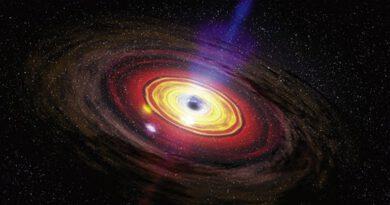 Samanyolu'nun Merkezindeki Devasa Kara Delik, Çevresindeki Bütün Kırmızı Devleri Yok Etmiş